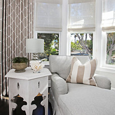 Beach Style Bedroom by Brooke Wagner Design