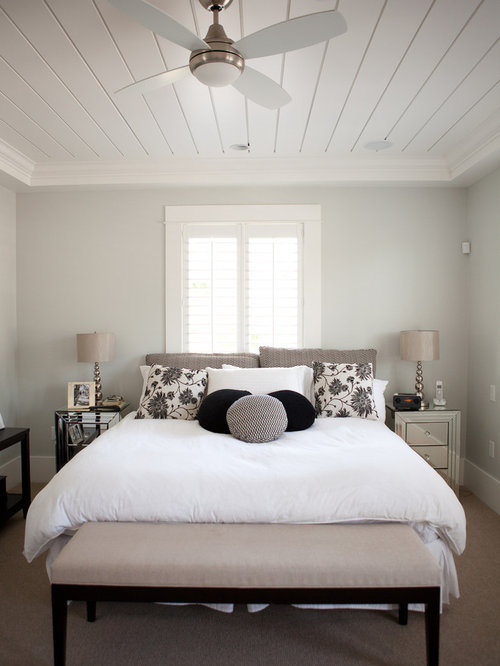 Gray master bedroom houzz Houzz master bedroom photos