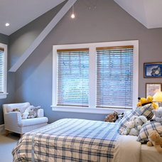 Traditional Bedroom by Peter Rose Architecture and Interiors