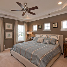 Traditional Bedroom by Franciscus Homes