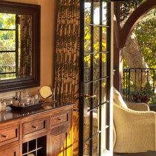 Traditional Bedroom by HartmanBaldwin Design/Build
