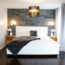 Contemporary Bedroom by Must Design