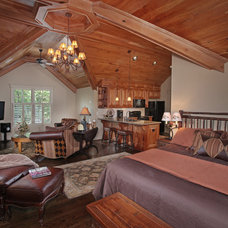 Traditional Bedroom by Modern Rustic Homes