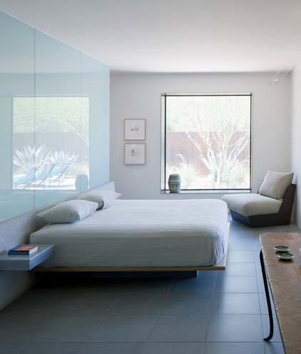 Contemporary Bedroom by Ibarra Rosano Design Architects