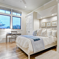 Beach Style Bedroom by Beach Chic Design