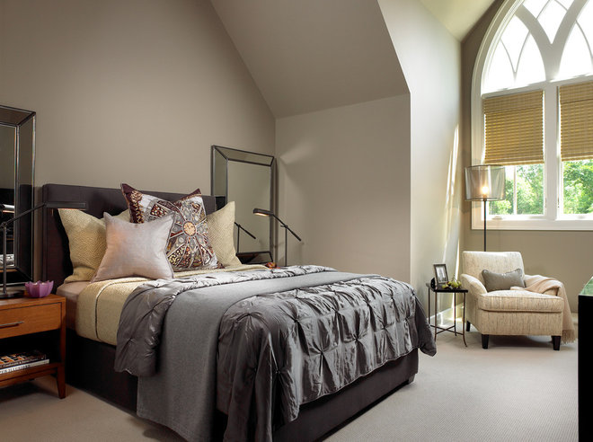 Contemporary Bedroom by Beckwith Interiors