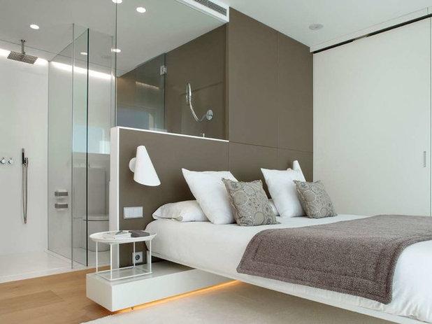 C mo iluminar un dormitorio claves para crear la luz - Iluminacion habitacion juvenil ...