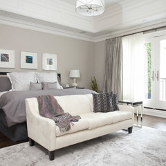 contemporary bedroom by Joseph K Muscat Photographer
