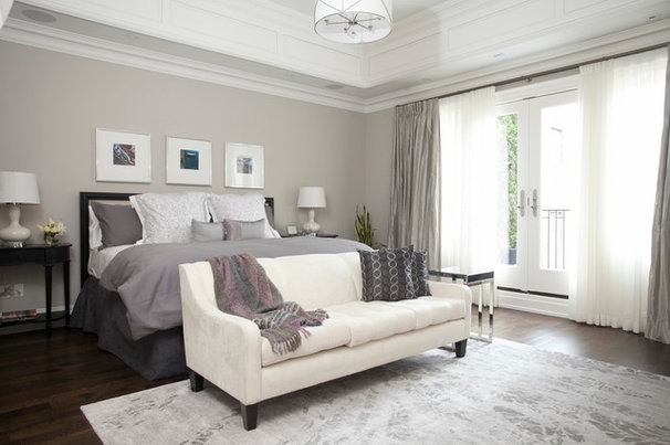 Contemporary Bedroom by Joseph K Muscat Photography