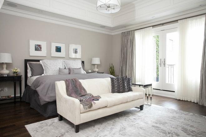Contemporary Bedroom by Joseph K Muscat Photographer