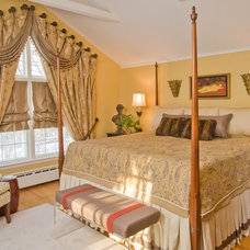 Traditional Bedroom by Cynthia Mason Interiors