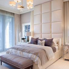 Contemporary Bedroom by ibi designs