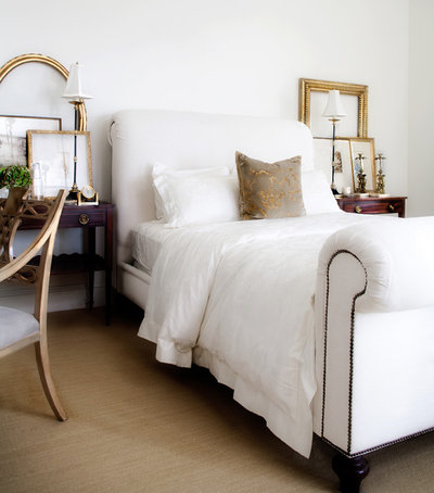 American Traditional Bedroom by Jessica Bennett Interiors