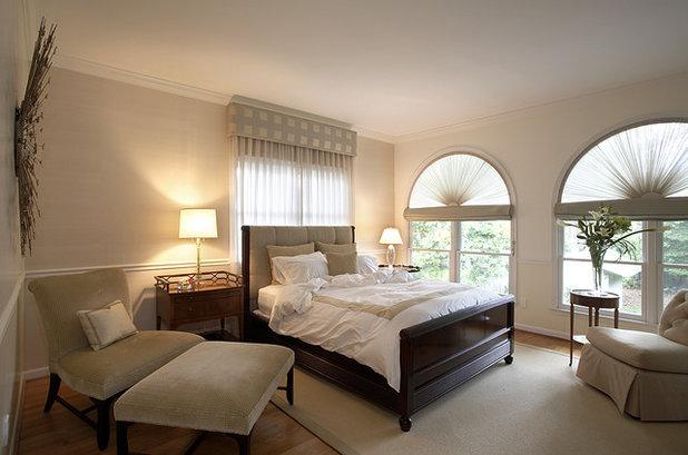 Traditional Bedroom by Patrick J. Baglino, Jr. Interior Design
