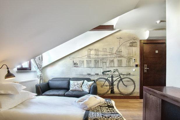 Moderne Schlafzimmer von Sebastiano Fotografie