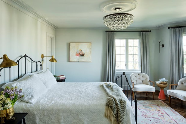 Transitional Bedroom by The Works