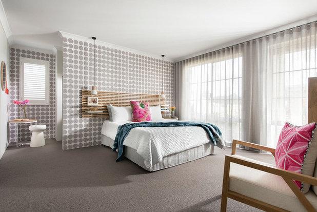 Современный Спальня by Ryan de Rozario - Celebration Homes