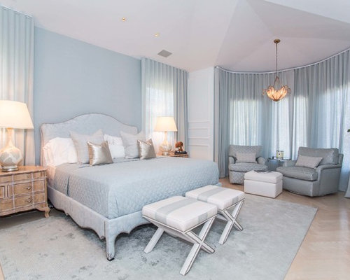 Light Blue Walls Houzz
