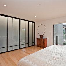 Modern Bedroom by Craig L Bauman Construction