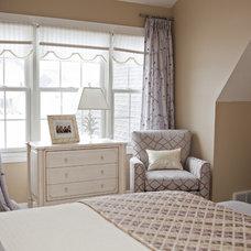 Modern Bedroom by Panoply Design Studio