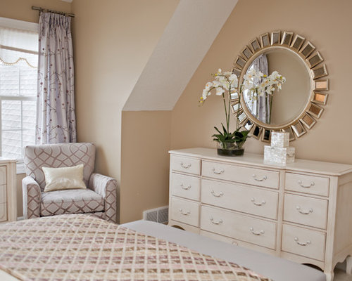 mirror over dresser houzz