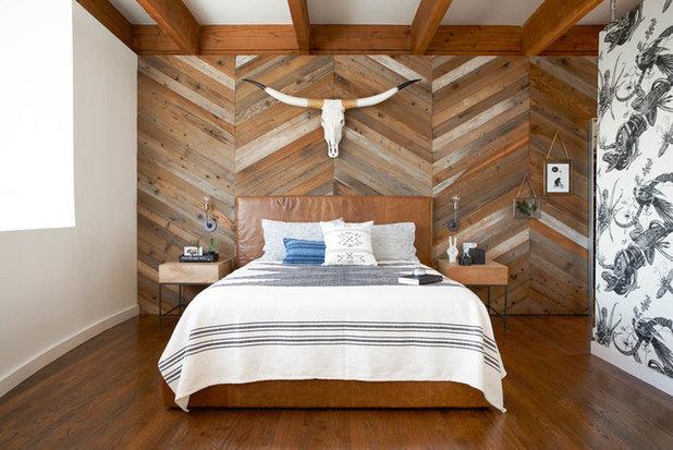 Great Southwestern Bedroom by Studio Revolution