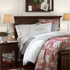 Traditional Bedroom by Pottery Barn