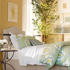 Contemporary Bedroom by Pottery Barn