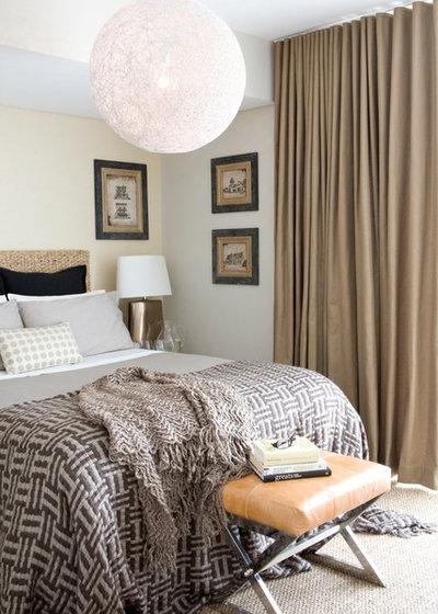 Indretning: 10 tips til at få et lille soveværelse til at virke større