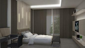 Pre-Design Custom Modern Design with Light Wood
