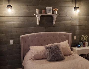 Pre-teen/teen bedroom