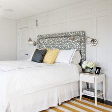 Contemporary Bedroom by Vanessa Francis