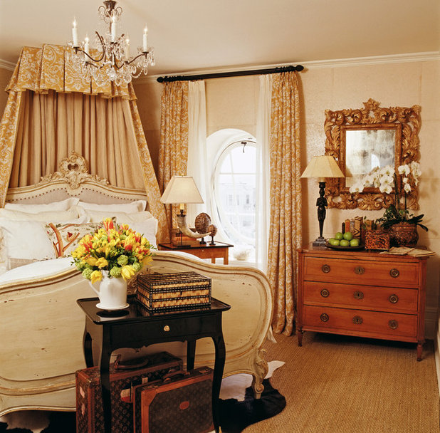 Traditional Bedroom by Cecilie Starin Design Inc.