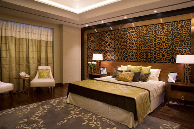 American Traditional Bedroom by Morph Design Company