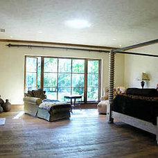 Mediterranean Bedroom by Preston Custom Homes