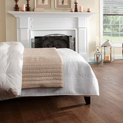 Preverco Hardwood - Ash, Brushed Texture, Color-Mambo