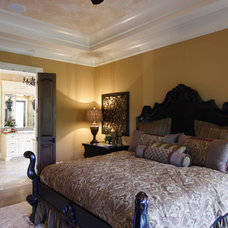 Traditional Bedroom by Hensley Custom Building Group