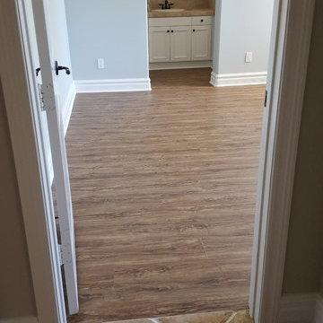 Prime Waterproof, Barn Door Oak - Vinyl Wood Look Plank Floor