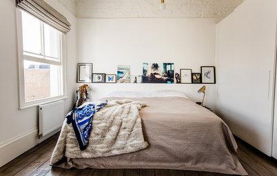 Letto Matrimoniale Incassato Nellarmadio : Soluzioni da copiare se avete una camera da letto piccola piccola