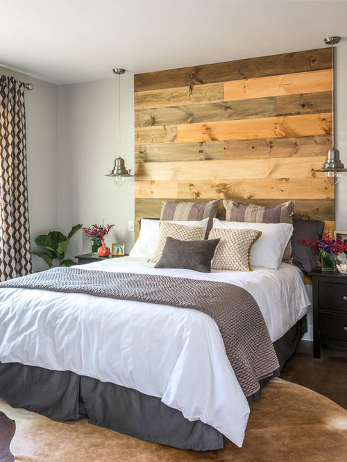 Contemporary bedroom design ideas remodels photos for Room bed design 2016