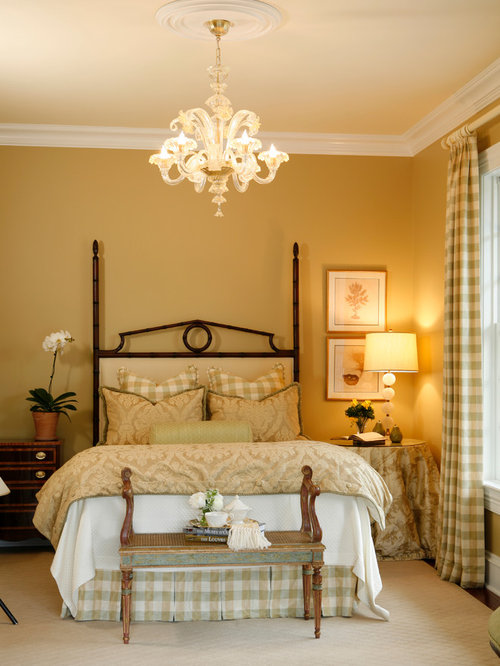 gingham bedskirt | houzz