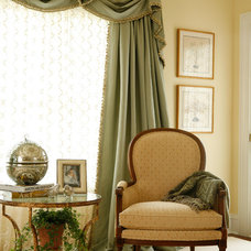 Traditional Bedroom by AJ Margulis Interiors