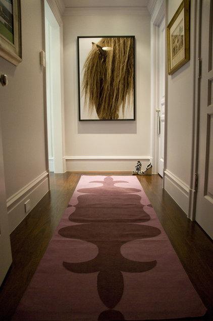 Eclectic Bedroom by Zoe Feldman Design, Inc.