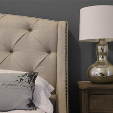 Transitional Bedroom by Lalor Interiors, LLC