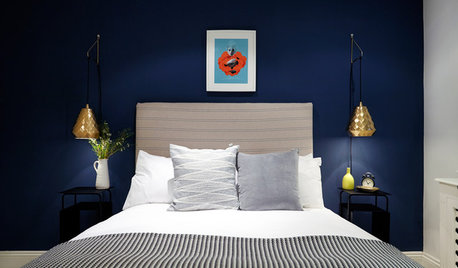 21 Calm, Timeless Navy Bedrooms