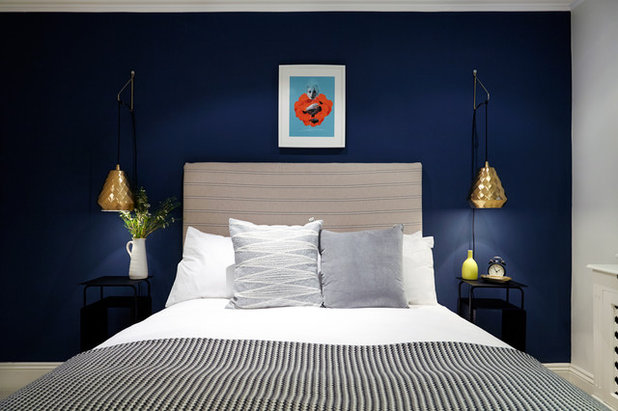 Transitional Bedroom by Anna Stathaki | Photography