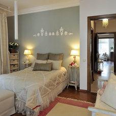 Mediterranean Bedroom by gogo gulgun selcuk