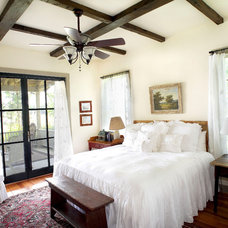 Traditional Bedroom by Fusch Architects, Inc.