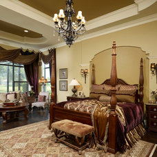 Traditional Bedroom by Niemann Interiors