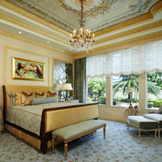 Traditional Bedroom by Susan Lachance Interior Design